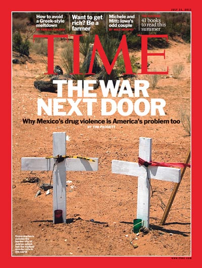 Time: The War Next Door